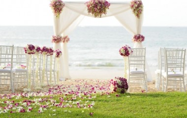 A Dream Wedding on a Dream Island