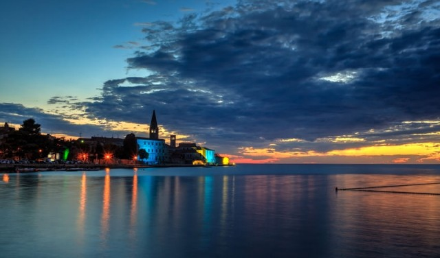Why do people love coming to Poreč?