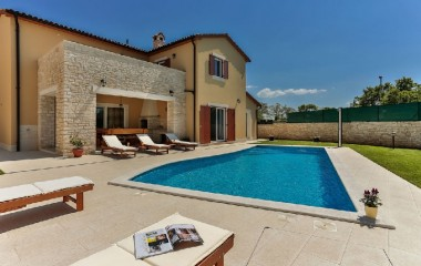 Locations de villas en Istrie - la belle synergie entre l'Istrie verte et bleue