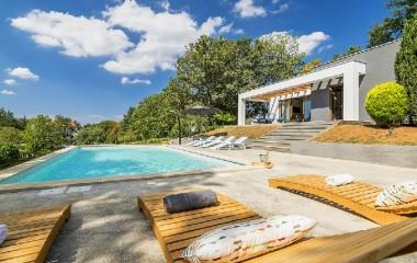 Villas und Ferienwohnungen in Istrien - Die wunderschön Synergie von Grün und Blau Istrien