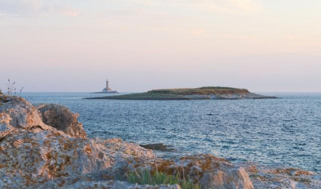 Histoires des phares d'Istrie